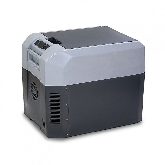 33L 12V DC Compressor Direct Cooling Fast Cooling Low Noise Refrigerator, Portable Refrigerator Freezer For Car